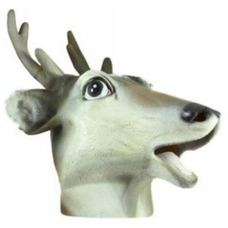 HMS Reindeer Realistic Animal Mask (Realistic Animal Masks)