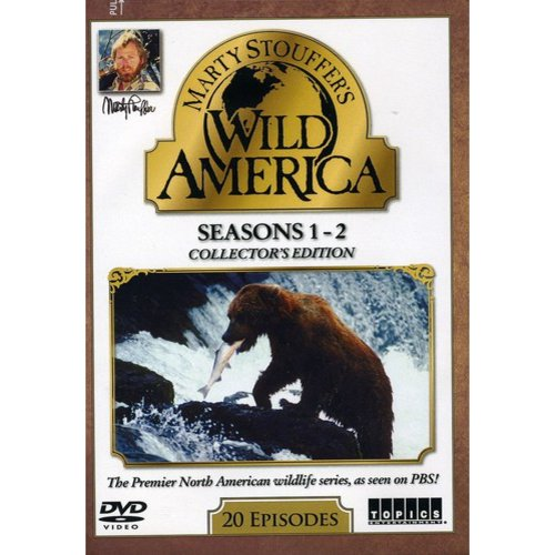 Marty Stouffer's Wild America: The Complete Seasons 1 And 2 (Walmart Exclusive)
