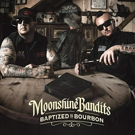 Baptized In Bourbon (CD)