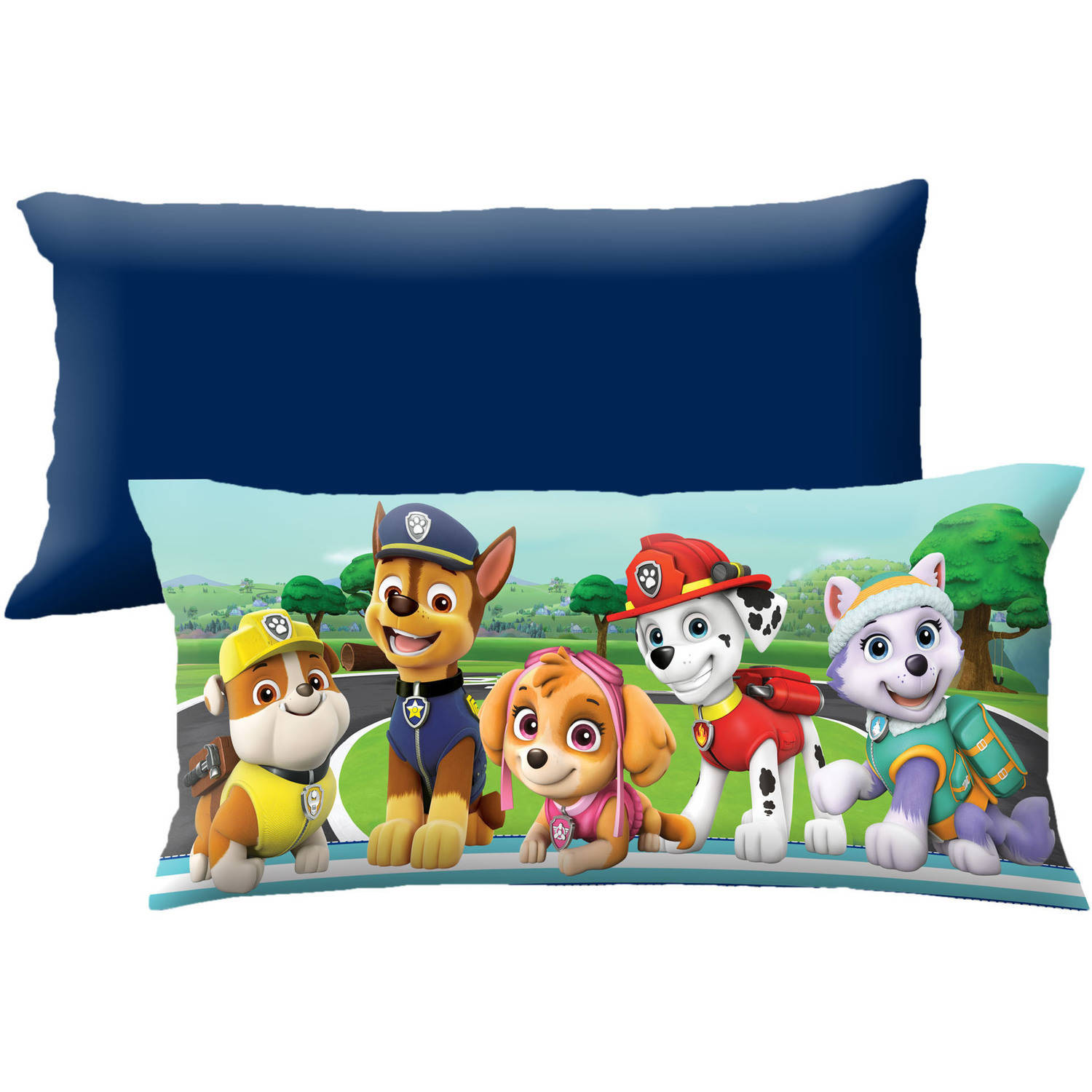 "Nickelodeon's Paw Patrol ""Puppy Pals' Body Pillow"
