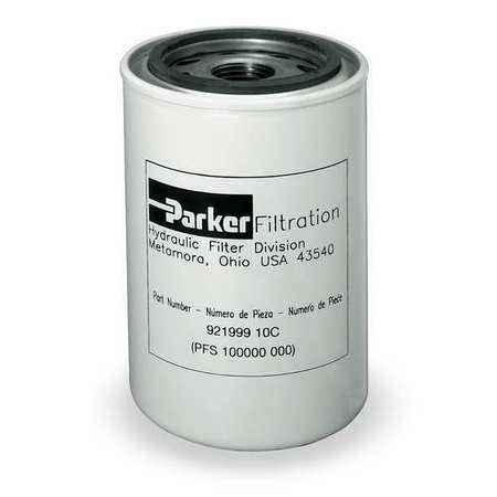PARKER 926169 Filter Element, 10 Micron, 50 GPM, 150 PSI