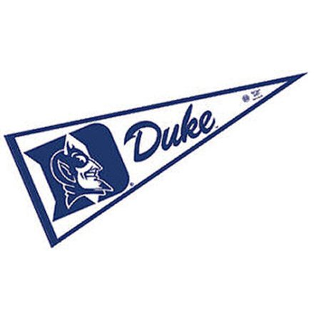 30 Felt Pennants - Duke Blue Devils 12