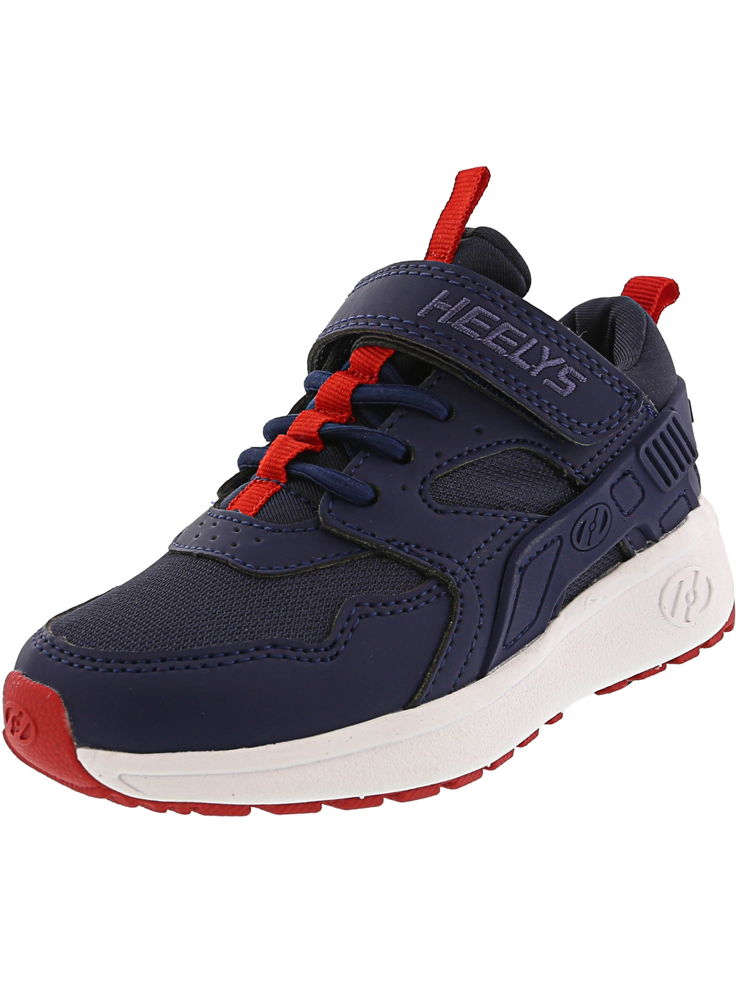 Heelys Force X2 Navy / Red Ankle-High Walking Shoe - 12M