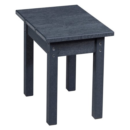 captiva casual recycled plastic small outdoor side table. Black Bedroom Furniture Sets. Home Design Ideas