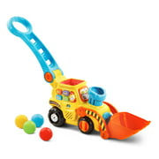 VTech, Pop-a-Balls, Push and Pop Bulldozer, Toddler Learning Toy