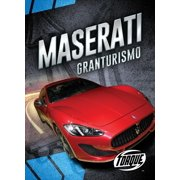 Car Crazy: Maserati Granturismo (Hardcover)