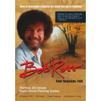 Bob Ross The Joy Of Painting: Fall Collection (DVD)