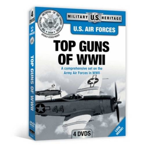 U.S. Air Forces: Top Guns Of WWII