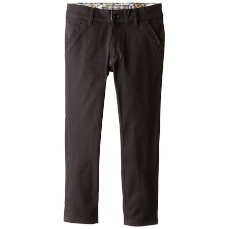 Eddie Bauer Girls School Uniform Skinny Stretch Twill Pant (Little Girls & Big Girls) (Eddie Bauer Pants)