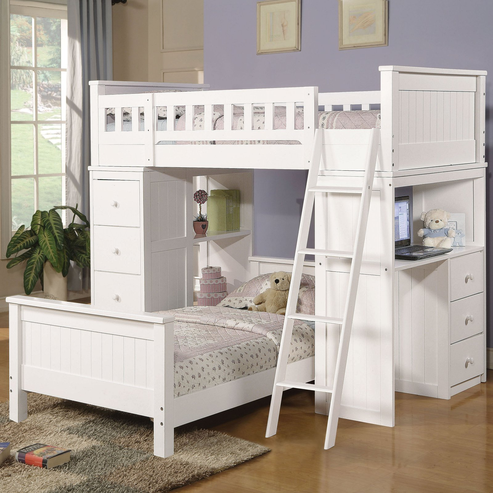 Acme Furniture Willoughby Loft Bed