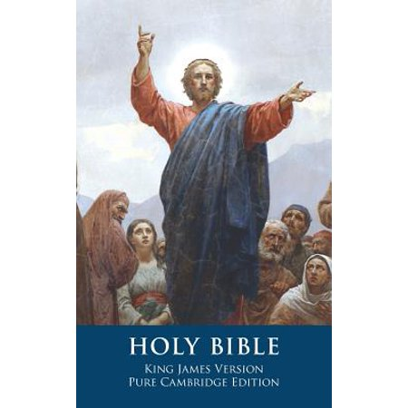 The Holy Bible : King James Version, Pure Cambridge