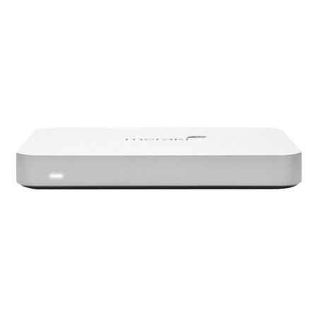Cisco Meraki Z1 Cloud Managed Teleworker Gateway - Wireless router - 4-port switch - GigE - 802.11a/b/g/n - Dual Band - wall-mountable