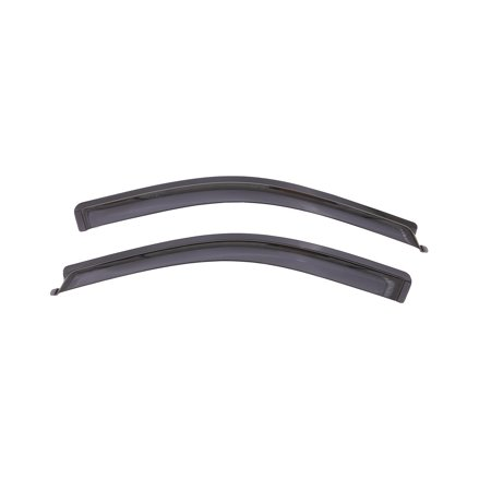 92805 Original Ventvisor Window Deflector, 2 Piece, Precision-engineered  and custom molded for an exact fit By Auto Ventshade