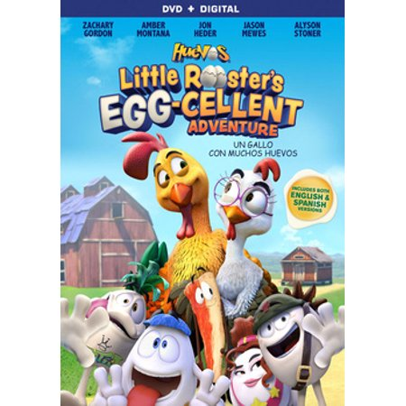 Huevos: Little Rooster's Egg-Cellent Adventure (DVD) (Huevos Dvd)