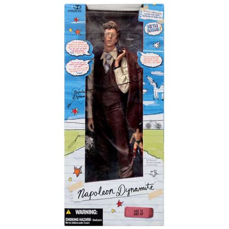 Napoleon in Prom Suit 12 Inch Action Figure Deluxe Talking (Prom Suit)
