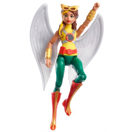 DC Super Hero Girls Hawkgirl - Popular Girl Superheroes