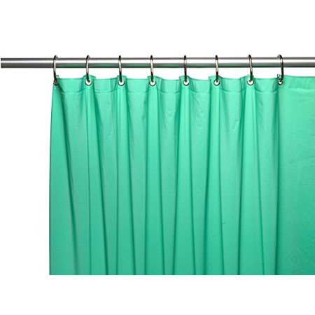 royal bath heavy 3 gauge vinyl shower curtain liner with. Black Bedroom Furniture Sets. Home Design Ideas