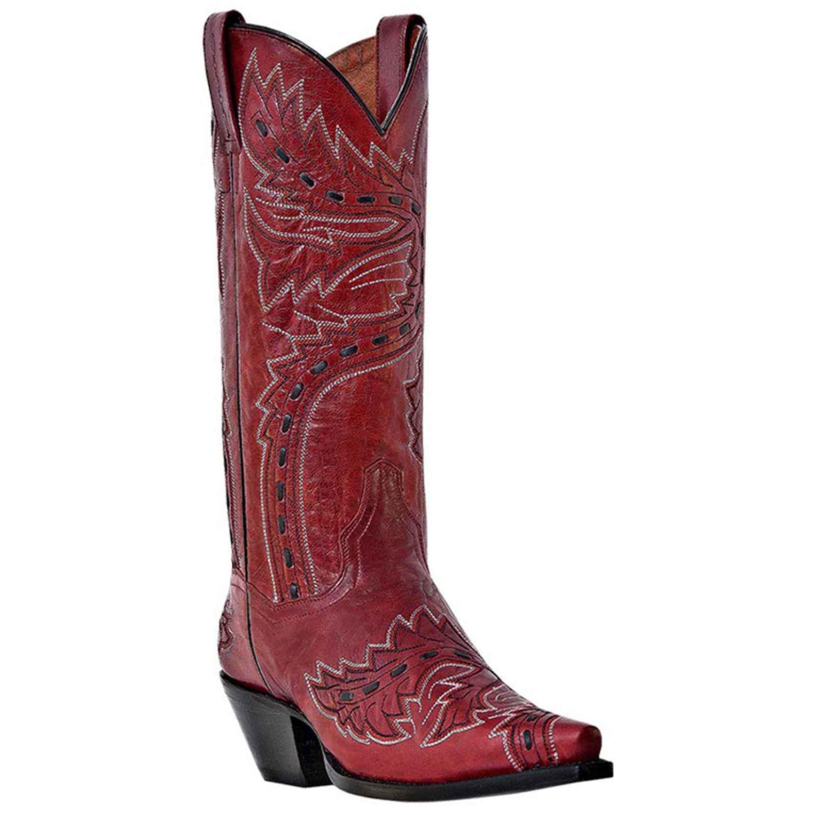 "Dan Post Ladies 12"" Bay Dirty Bull Siidewinder Boot, DP3946"
