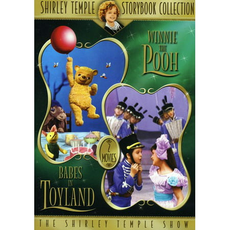 Shirley Temple: Winnie the Pooh / Babes in Toyland (DVD)