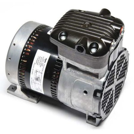 Comp Compressor - GAST 87R135-101-N270X Rocking Piston Air Comp,1/4HP,100/100psi G0243936