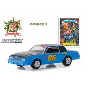 1983 Chevy Monte Carlo, Garbage Pail Kids- Pile Up Kyle - Greenlight 54010B/48 - 1/64 scale Diecast Model Toy Car