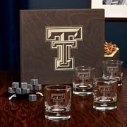 Texas Tech Drinking Glasses Set