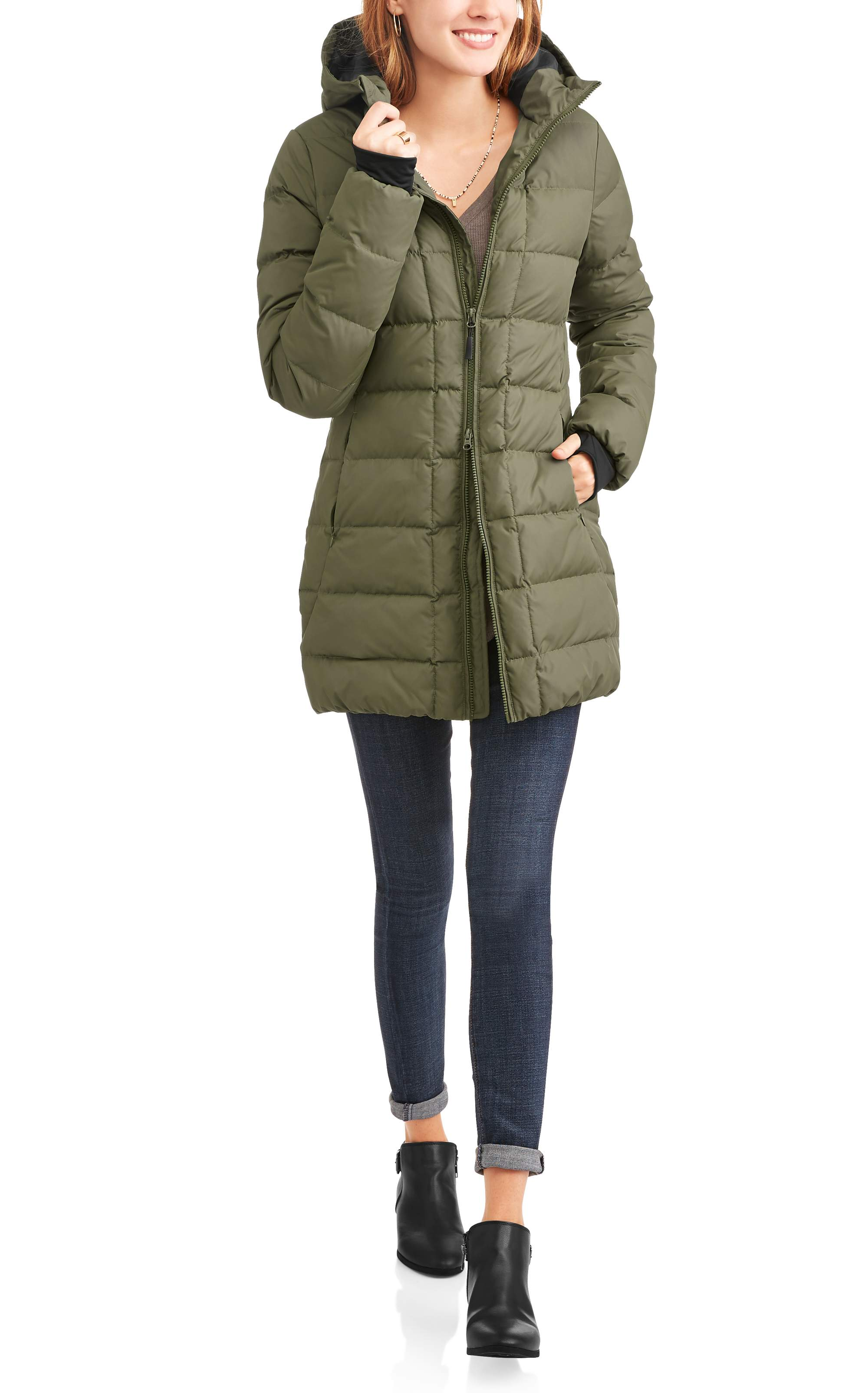 Women's Long Insulated Parka by