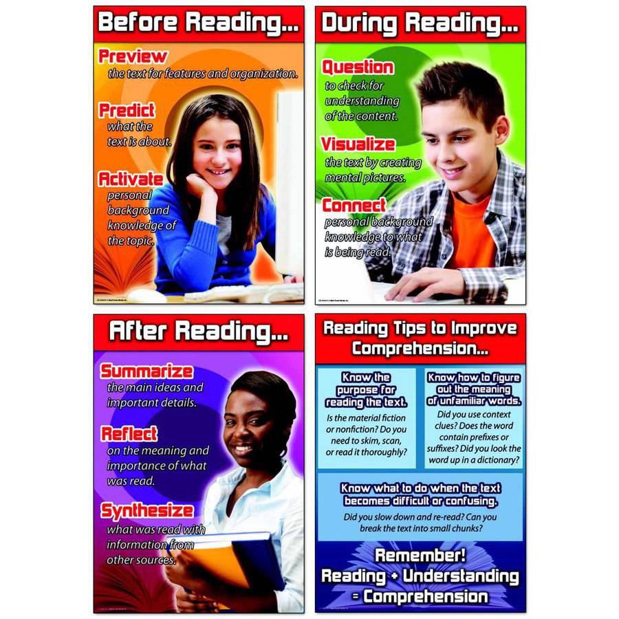 Mark Twain Reading Comprehension Bulletin Board Set