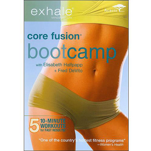 Exhale: Core Fusion Bootcamp (Widescreen)