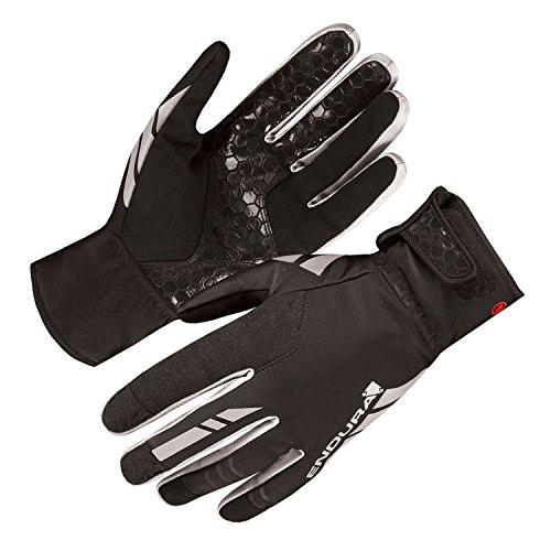Endura 2015 Luminite Thermal Full Finger Cycling Glove E0100 (Black XS) by