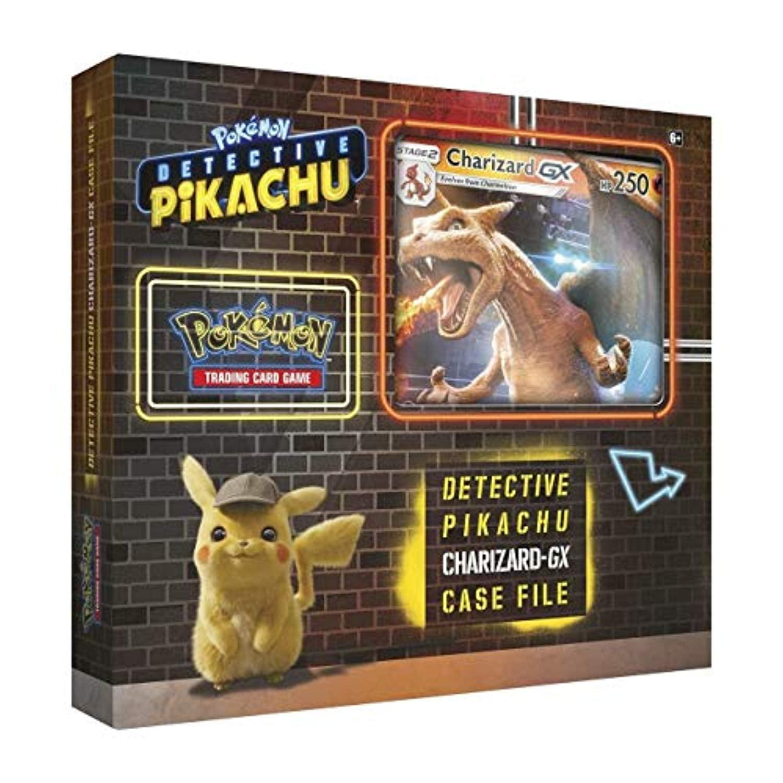 Pokemon Tcg Detective Pikachu Charizard Gx Case File Walmart