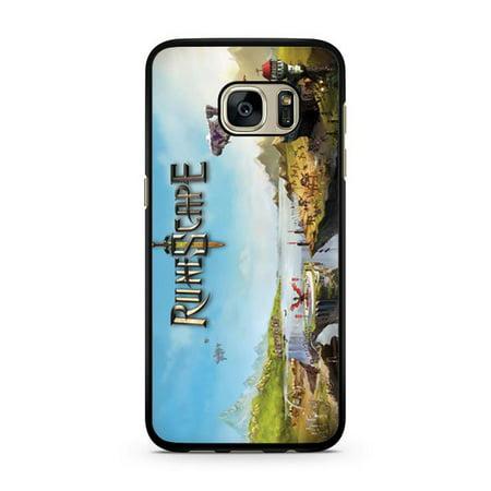 Runescape Galaxy S7 Edge Case