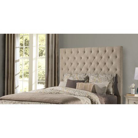 Hillsdale Furniture Savannah Headboard, with Metal Frame, Multiple Sizes and (Savannah Two Metal)