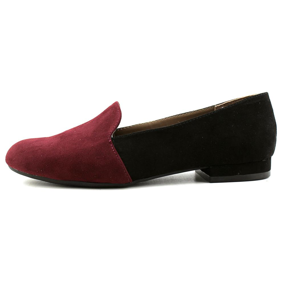 A2 By Aerosoles Good Call   Round Toe Canvas  Loafer