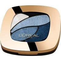 L'Oreal Paris Colour Riche Dual Effects Eye Shadow, Perpetual Nude, 0.12 oz.