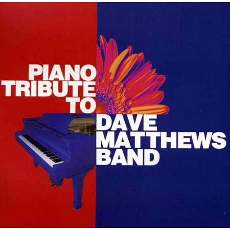 Piano Tribute to Dave Matthews Band (CD)](Dave Matthews Halloween)