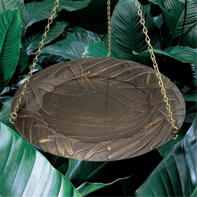 Dragonfly Hanging Birdbath - Oil-Rubbed Bronze - image 1 de 1