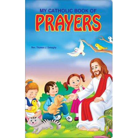 My Catholic Book of Prayers (Catholic Halloween Prayer)
