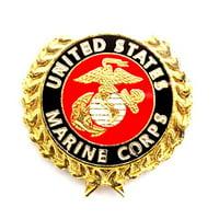 Wholesale Lot of 12 USMC EGA United States Marine Corps Lapel Hat Pin PPM6010