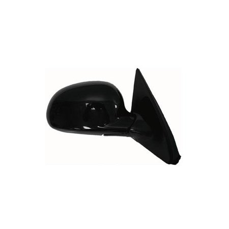 2001-05 Honda Civic EX Coupe 2-Door  Pass Side Right Power No-Folding Mirror, for USA built HX, LX and EX models