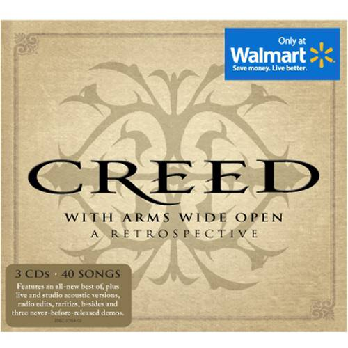 With Arms Wide Open (Walmart Exclusive) (3CD)