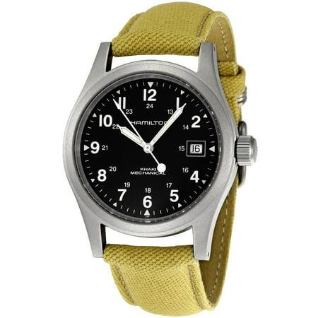 (Hamilton Khaki Field Mechanical Mens Watch H69419933)