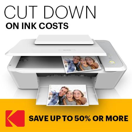 KODAK VERITE 50 Eco Wireless All-In-One Social Media Printer