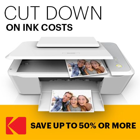 KODAK VERITE 50 Eco Wireless All-In-One Social Media Printer