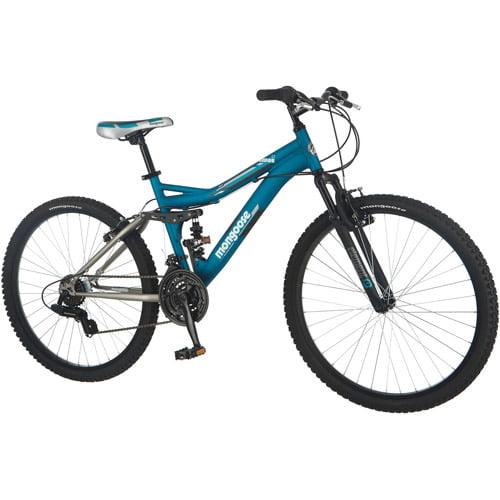 "26"" Mongoose Ledge 2.1 Women's Bike, Teal"