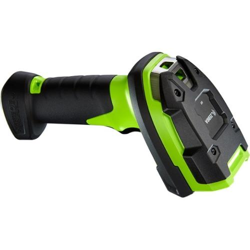 Zebra DS3608-SR Handheld Barcode Scanner - Green/Black