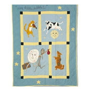 Patch Magic Hey Diddle Diddle Crib Quilt