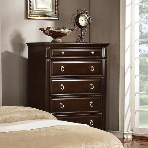 Williams Import Co. Caprivi 5 Drawer Chest