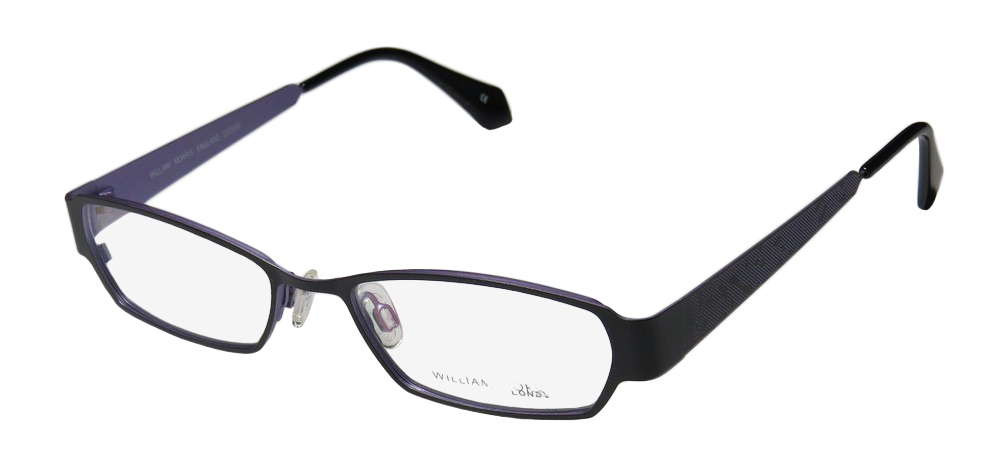 William Morris London 4077 Mens//Womens Designer Full-rim European Optical Eyeglasses//Spectacles