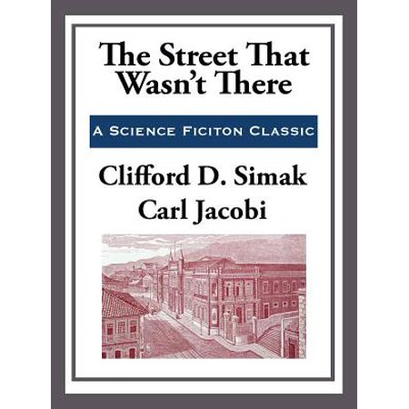The Street That Wasn't There - eBook - The Halloween That Almost Wasn't